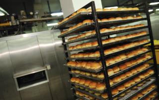 Хассп на хлебозаводе